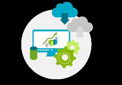 Visok stupanj automatizacije mrežne infrastrukture uz učinkovito upravljanje troškovima.